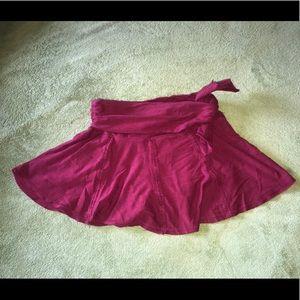 fade glory skirt sz S(6/6X)